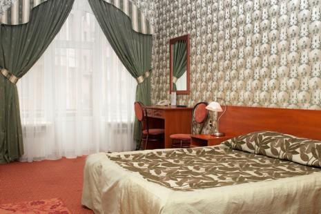 Дешевые гостиницы Санкт-Петербурга — «Попов-отель»