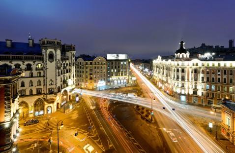 Гостиницы на Петроградской стороне