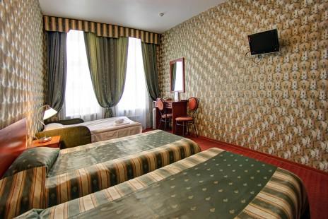 Мини отели Питера — «Попов-отель»