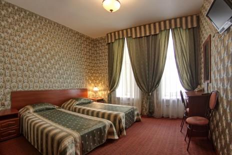 Миниотели Санкт-Петербурга — «Попов-отель»