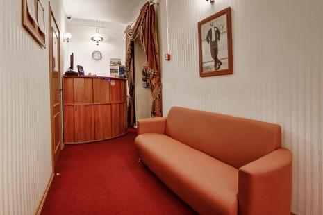 Отель на Петроградке в Петербурге — «Попов-отель»