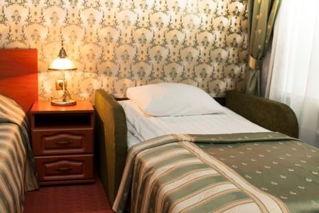 Забронировать гостиницу в СПб — «Попов-отель»